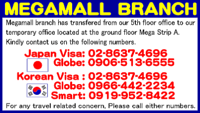Philippine Japan Visa